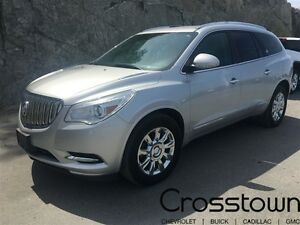 2015 Buick Enclave Leather/ Remote Start/ Heated Steering Wheel/
