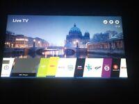 LG 49inch UHD TV4k