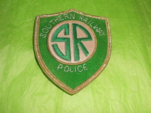 Southern Railway Bullion Patch/Badge  Circa 1950