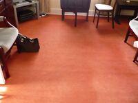 Two Free Carpets