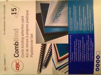 20+ Packs - GBC CombBind Selection Packs