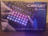 Novation Circuit synth/drum