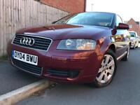 Audi A3 Auto DSG Paddle Shift 140 TDI 2004 Bluetooth Parrot