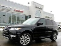 2014 Land Rover Range Rover Sport Supercharged AWD Leather Nav S