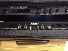 Mesa Boogie 20/20 Valve Guitar Amp