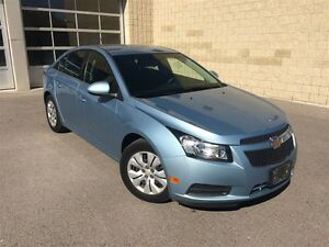 2012 Chevrolet Cruze LT TURBO**BLUETOOTH**SATELLITE RADIO**AUTO