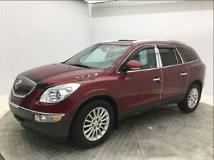 2011 Buick Enclave * CXL * AWD *  CUIR * NAV * MAGS * BLUETOOTH
