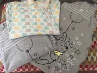 BABY SLEEPING BAGS AS NEW CONDITION