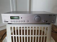 Hi fi separates: Acoustic Solutions DAB radio