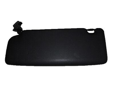 *AUDI A4 B6 CABRIOLET 03-06 BLACK DRIVER/OFFSIDE SUN VISOR WITH LOOM 8H1857552