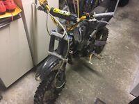 Lifan 140 pit bike pitbike