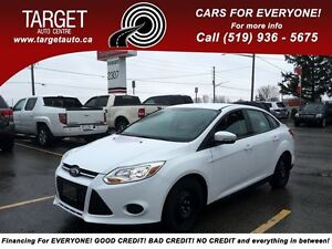 2014 Ford Focus SE Super Clean Very Low Kms !!!