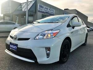 2012 TOYOTA PRIUS HYBRID**BACK CAMERA/BLUETOOTH/CERTIFIED**