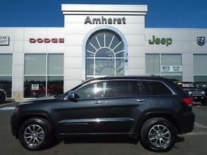 2014 Jeep Grand Cherokee LIMITED 4X4 ALL LEATHER INTERIOR