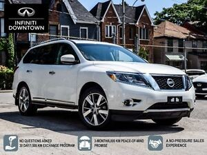 2014 Nissan Pathfinder Platinum V6 4x4 *No Accidents* w/ 4 New T