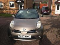 Nissan Micra convertible. 1.6 sport. Low miles lovely car