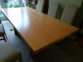 Large dinning table (8)