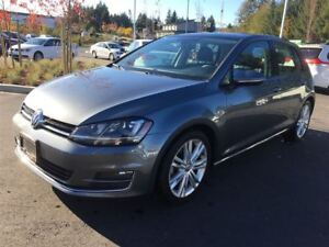 2015 Volkswagen Golf HIGHL 5DR 1.8L 170HP 6SP AUTO TIPTRONIC