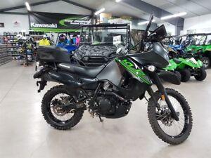 2017 Kawasaki KL650EHF KLR650 -
