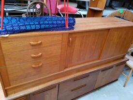 Gplan Sideboard and Danish Sideboard