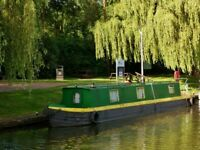 Narrowboat boatshare