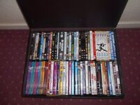 Job lot of dvd's. Approx 120 x dvd's (lots of comedy)