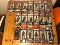 Walking Dead Figures - New in sealed boxes