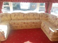 Cheap static caravan for sale with double glazing/UNREAL LOCATION - Next to the beach! Chapel/Skeg