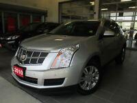 2010 Cadillac SRX AWD V6 3.0 Luxury - LOCAL 1-OWNER