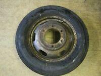 Transit Twin Wheeler Wheel & Tyre 185/75/R16C