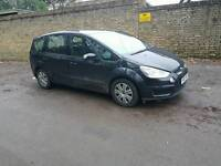 Ford S-Max 2 litre TDCi 6 speed manual 7 seater family car