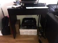Small desk IKEA