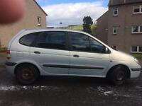 02 Renault scenic mpv 1.9dti for sale or swap