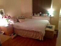 2 spacious bedrooms in beautiful 3 bedroom flat on Green Lanes