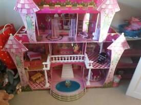 Kidicraft princess castle
