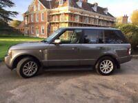 Land Rover Range Rover 4.4 TDV8 / TD V8 Vogue