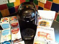 Coffee Machine (Tassimo by Bosch Vivy 2) - Black