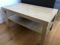 Ikea Lack Coffee/TV Table