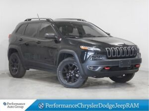 2015 Jeep Cherokee Trailhawk * Nav * Safety Tech Group