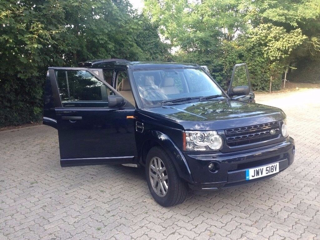Land Rover Discovery 3 2.7 5dr, p/x welcome 6 MONTHS FREE WARRANTY