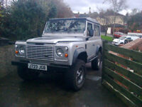 90 defender turbo diesel