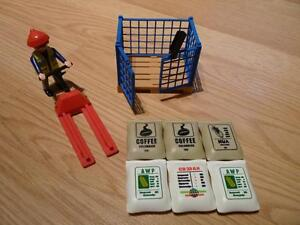Playmobil # 4474 La vie au port / Docker / transpalette