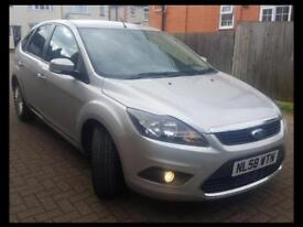2008 Ford Focus Automatic Titanium Hpi Clear Long Mot Fsh Runs Perfect Px Welcome