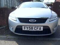 Ford Mondeo 58 plate 1.8 turbo