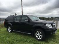 2010 NISSAN NAVARA ACENTA D/C DCI ONE OWNER NO VAT TO PAY