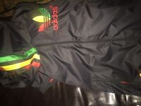 Adidas Originals Rasta Body Warmer (reversible)