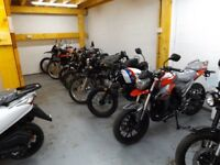 MOTORCYCLE & SCOOTER SERVICING & REPAIRS ABERDEEN ABERDEENSHIRE
