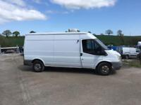 2009 Ford Transit 2.4 TDCI Parts 5 Speed gearbox
