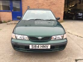 Nissan Almera Manual - Ideal For Newly Passed Drivers - Clean & Perfect Example For It's Age