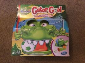 Hasbro Gator Goal Game. Great condition.
